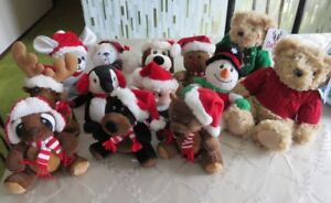 Sears Christmas Animals