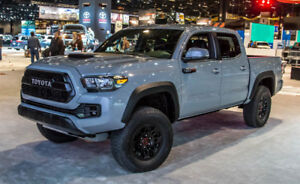 looking tacoma trd pro or limited 2016+