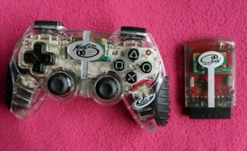 mad catz wireless controller playstation 2. Model 8426