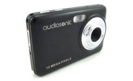 Audiosonic 12MP camera. NEW. Unwanted gift. plus 2Gb memory card Taringa Brisbane South West Preview