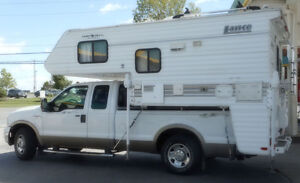 Truck camper lance luxury 2007 all equiped 4 seasons