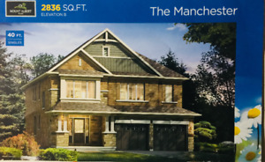 Assignment: NEW HOUSE FOR SALE in Mount Albert, East Gwillimbury