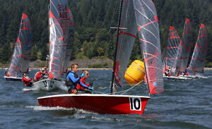 Tasar Sailboat - Excellent condition, ready to sail / race