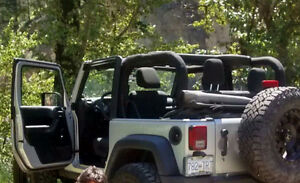2012 Jeep Wrangler Soft Top Sport Coupe (2 door)