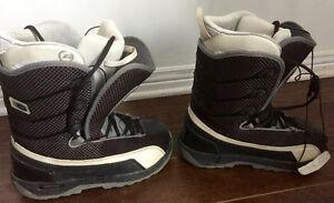 Ride Snowboard Boots – Orion – Size 9.5 Mens Gatineau Ottawa / Gatineau Area image 4