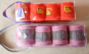 2 Sets of New Horse Polo Wraps still in packaging Kawartha Lakes Peterborough Area image 1