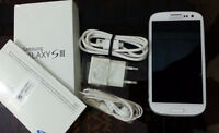 Samsung S3 New condition in box & unlocked