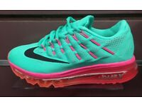 Nike women's girls Nike air max 2016 touquice colour