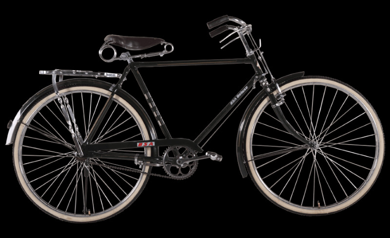 classic BSA vintage bicycles