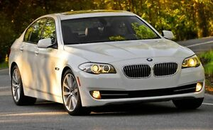 2013 BMW  535 Xi Berline  10500  Km.