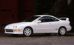 Looking for left hand drive Acura Integra Type R DC2