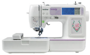 Sewing and Embroidery Machine - Brother innovis 900D