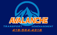 Avalanche Transport déménagement  service Local et long distance