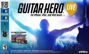 Guitar Hero Live Brand New Sealed Box