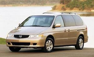 Transmission 2002 Honda Odyssey Minivan, Van