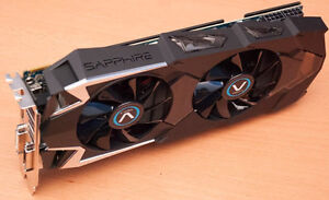 R9 280x video card - Mint