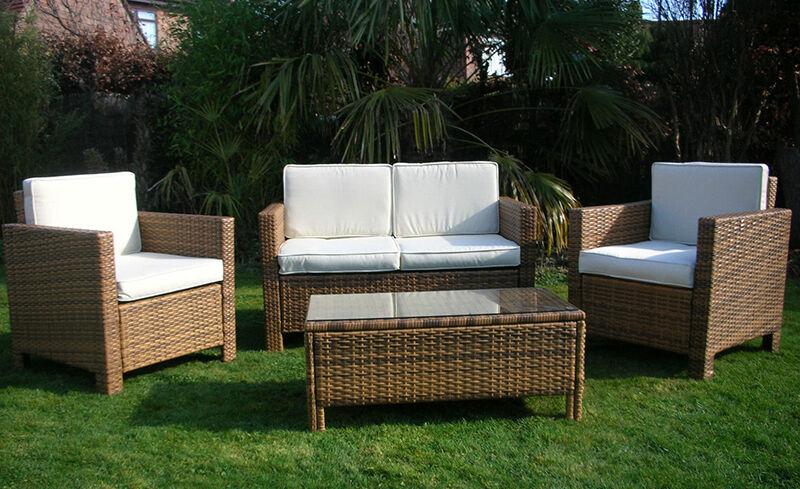 Attractive How To Restore A Rattan Garden Set
