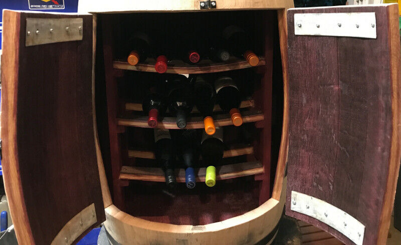 Listing Item. Listing Item. Wine Or Whiskey Barrel Liquor Cabinet Other ...