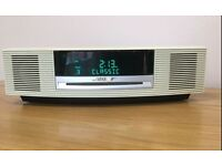 Bose wave Music System. Mint Condition,