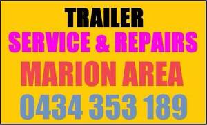 TRAILER SERVICE & REPAIRS (MARION) Glengowrie Marion Area Preview