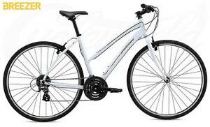 2017 Breezer Liberty 6r St Womens Flat Bar Road Bicycle Concord West Canada Bay Area Preview