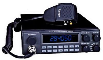 Ranger Rci 2950Cd 10 12 Meter Amateur Ham Mobile Radio Am Fm Ssb Cw Transceiver