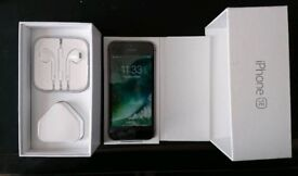 New Iphone 5se space grey 16gb