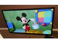 LG 47 inch led 3D HD TV excellent condition fully working