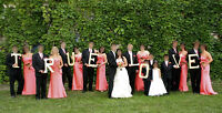 Wooden Letters *Great for Wedding Pictures*