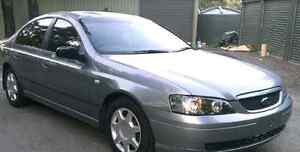 $#$ ..... BA FORD FALCON 2003 ..... $#$ Woolloongabba Brisbane South West Preview