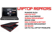 WANTED LAPTOPS I REPAIR LAPTOPS AND PC, UPGRADES ETC ETC..NO FIX NO FEE SAME DAY SERVICE AVAILABLE