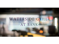 BANK RESTAURANT & BAR need BAR & WAITING STAFF. Passion, energy and enthusiasm essential