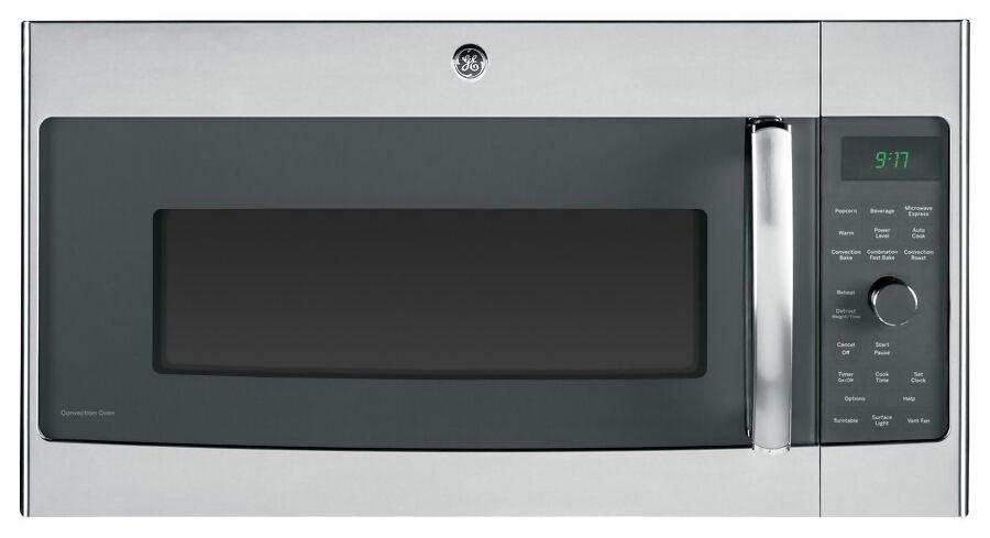 Convert Countertop Microwave To Built In : GE Profile Series PVM9179SFSS