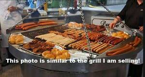 Probably The Biggest Swinging Grill in Australia! Mollymook Shoalhaven Area Preview