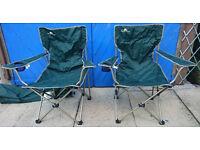 Ozark Trail folding chairs
