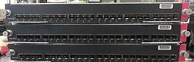 LOT 3 WS-X6724-SFP w/WS-F6700-CFC 24-Port Gige Module