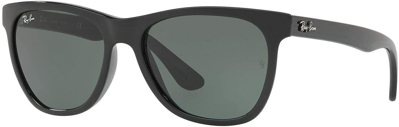 Ray Ban RB4184 6019A 54MM Black Frame Polarized Grey Classic Lens Sunglasses