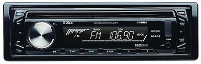 New Boss Audio 648UA MP3/CD Car Player In Dash USB/SD AUX Receiver Stereo Audio on Rummage