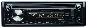 New Boss Audio 648UA MP3/CD Car Player In Dash USB/SD AUX Receiver Stereo Audio