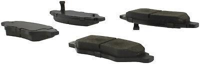 Disc Brake Pad C Tek Metallic Brake Pads Rear Centric 102 13370