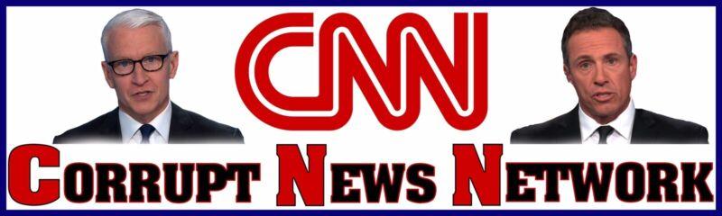Anti CNN Fake News Bumper Sticked Pro Trump  CORRUPT NEWS, FUNNY CNN STICKER
