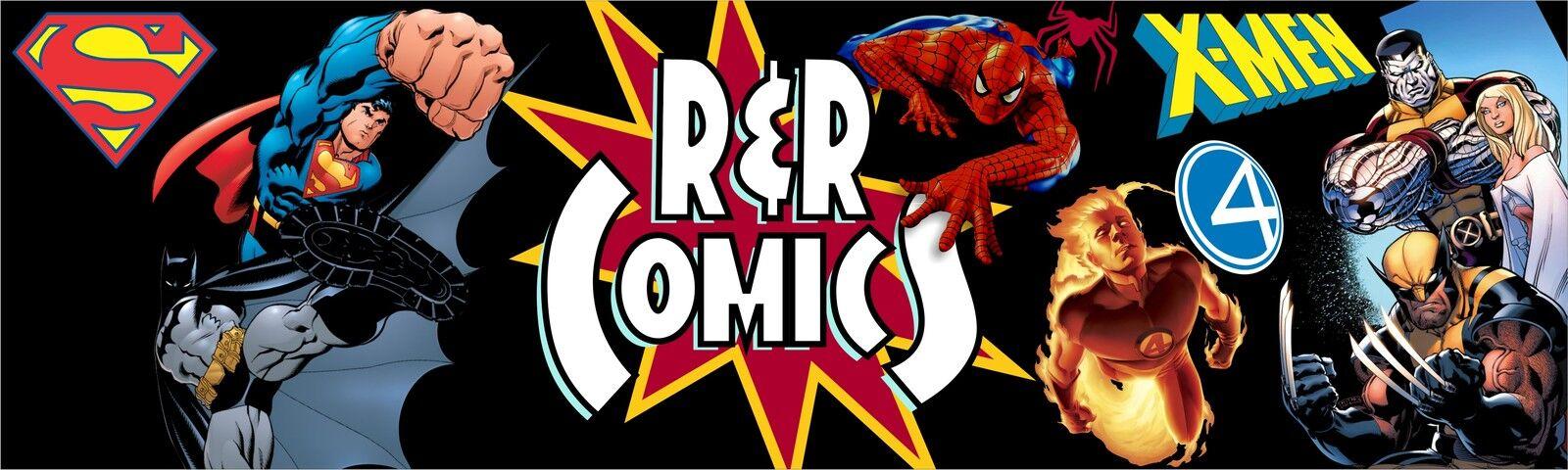 Rick&Robin Comics