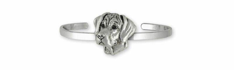 Rhodesian Ridgeback Jewelry Sterling Silver Handmade Rhodesian Ridgeback Bracele