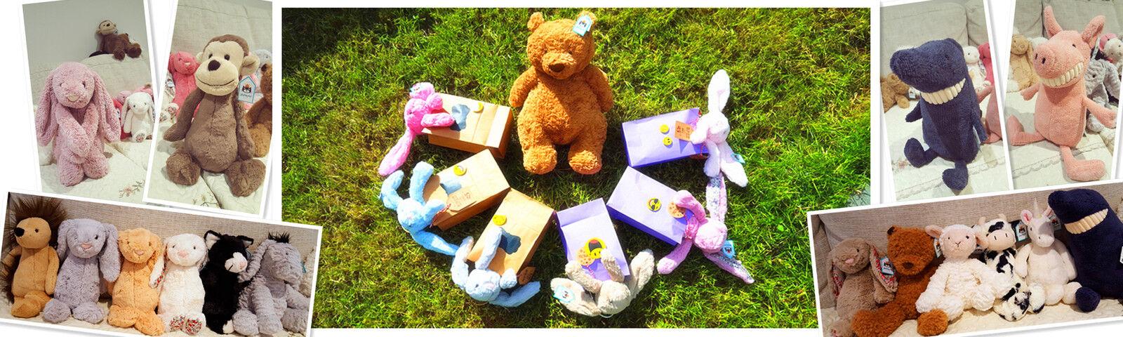 Kylin Fluffy Toys