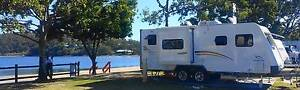 "2013 Jayco Sterling 22 ""Outback"" off-road – slide + Solar Burleigh Heads Gold Coast South Preview"