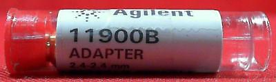 Hp-agilent-keysight 11900b Adapter 2.4 Mm F To 2.4 Mm F Dc To 50 Ghz