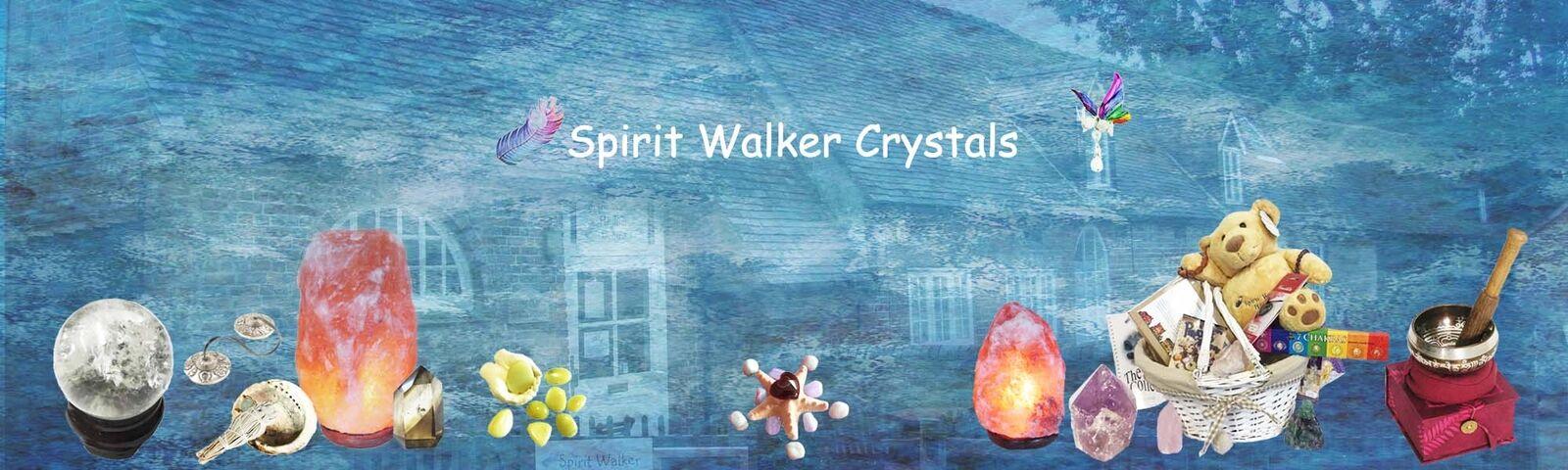 Spirit Walker Crystals