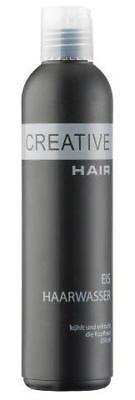 Kopfhaut Pflege (Creative Hair Haarwasser Eiswasser ✔ Kopfhautpflege mit Menthol 250 ml ✔)