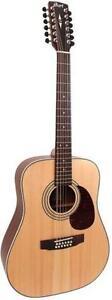 Guitare acoustique 12 cordes Cort Earth 70-12