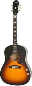 Guitare acoustique Epiphone EJ-160E